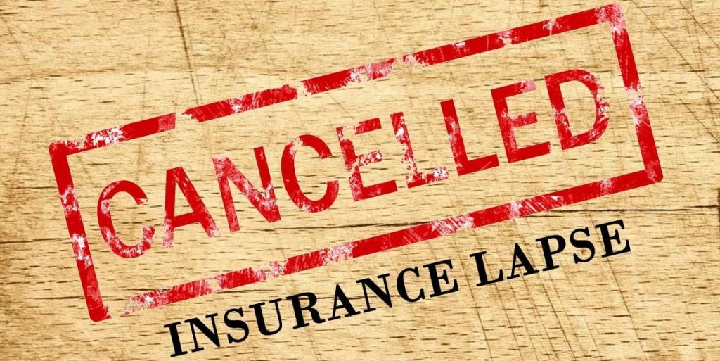 What to do if your motor insurance policy has lapsed
